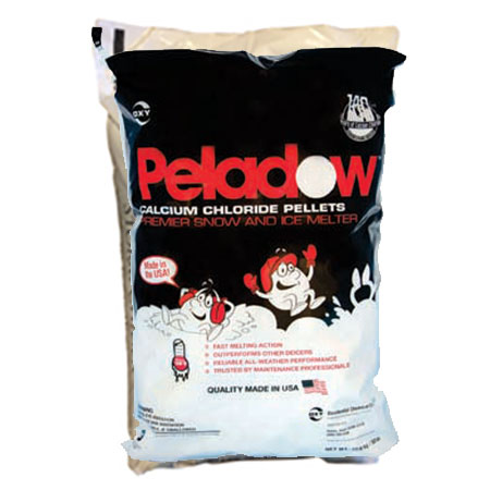 Peladow Calcium Chloride Bagged Salt